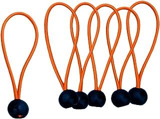 Baoblaze ヘビーデューティー バンジー ボールコード タープテント タイダウンロープ 全6色5サイズ