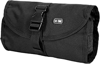 M-Tac Mens Travel Toiletry Bag Small Hanging Organizer for Toiletries