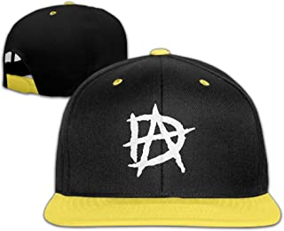 Be Yons Youth Boys Fitted Hats Dean Ambrose Adjustable Vintage Snapback