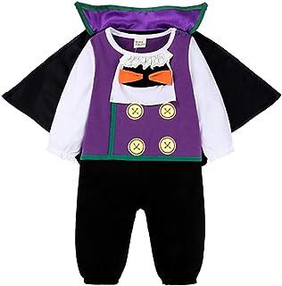 U/A U/A Baby Boy Strampler Vampir Langarm Mit Umhang Halloween Kostüm Jungen Strampler Frühling Herbst Kleidung