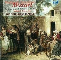 Mozart: The String Quartets dedicated to Haydn Volume 3 K.464, 465