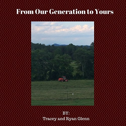 From Our Generation to Yours: Family Recipes audiobook cover art
