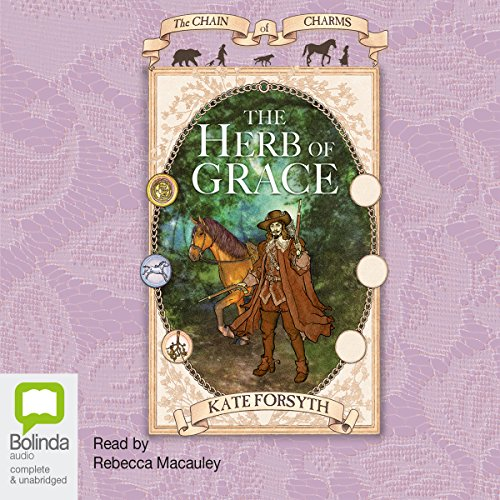 The Herb of Grace audiobook cover art