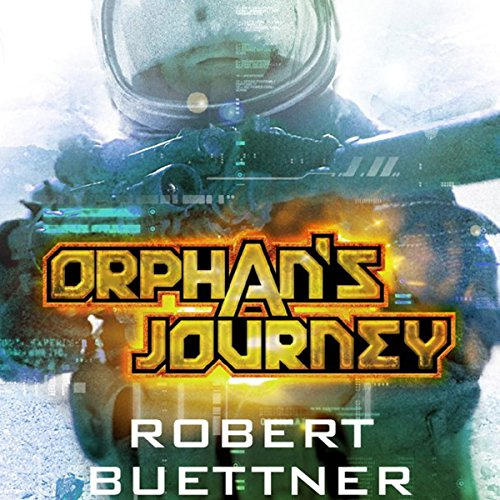 Orphan's Journey audiobook cover art