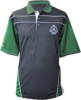 CROKER Irish Grey Performance Polo