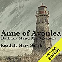 Anne of Avonlea audio book