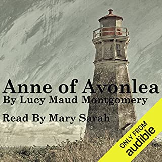 Anne of Avonlea     Anne of Green Gables Part 2              Written by:                                                                                                                                 Lucy Maud Montgomery                               Narrated by:                                                                                                                                 Mary Sarah                      Length: 9 hrs and 1 min     20 ratings     Overall 4.4
