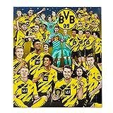 Borussia Dortmund Schoko-Comic-Adventskalender - 3