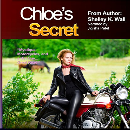 Chloe's Secret audiobook cover art