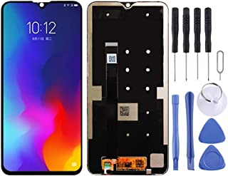 HOUSEHOLD Cell Phones Accessories Maintenance Upkeep Repairs LCD Screen and Digitizer Full Assembly for Lenovo Z6 Lite HBDZ