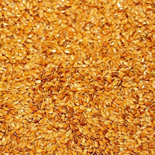 Leinsamen Leinsaat gold 10kg