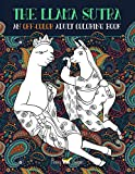 llama sutra off color coloring book