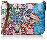 Desigual Damen Bag Mexican Cards Molina Women Umhängetasche