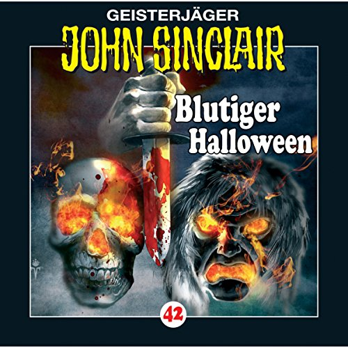Blutiger Halloween audiobook cover art