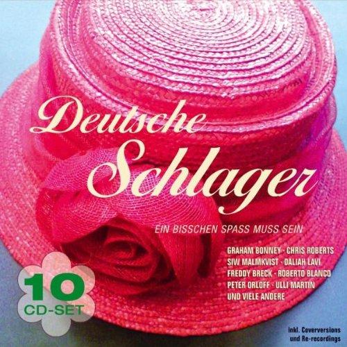 Deutsche Schlager - Ein bisschen Spaß muss sein