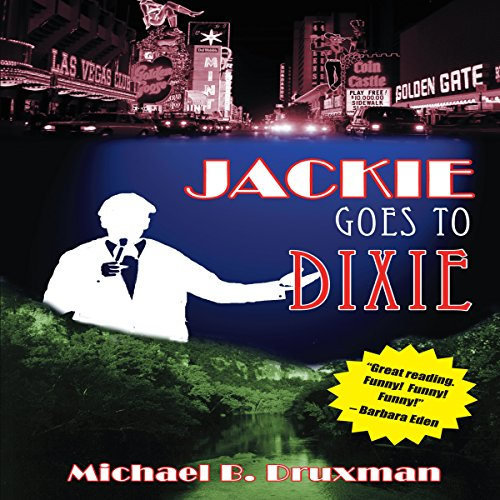 Jackie Goes to Dixie cover art
