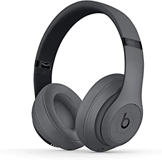 Beats Studio3 Wireless ワイヤレスノイズキャンセリングヘッドホン - グレイ