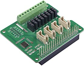 NGW-1pc 8-Channel 12-Bit ADC for Raspberry Pi (STM32F030)