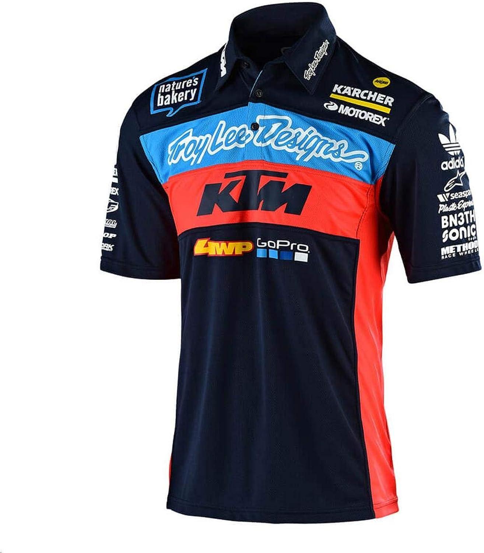 Troy Lee Designs Men's KTM Team Pit Shirts