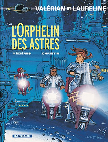 Valérian, tome 17 : L'Orphelin des astres