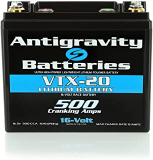 16 volt lithium racing battery
