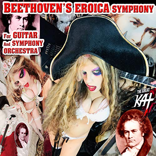 Beethoven's Eroica Symphony for Guitar and Symphony Orchestra