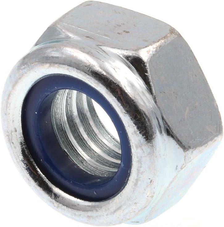 Prime-Line 9117664 67% OFF of fixed price Nylon Brand Cheap Sale Venue Insert Lock 8 Metric Class Nuts M10-1