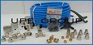 """COMPRESSED AIR TUBING piping system Master Kit 1/2"""" x 100 FT M3800"""