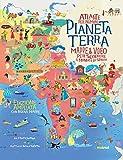 Pianeta Terra. Atlante per bambini. Mappe & video per scoprire il mondo e lo spazio. Ediz....