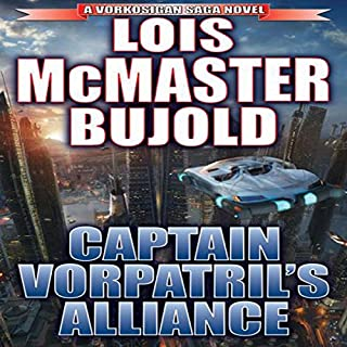 Captain Vorpatril's Alliance                   By:                                                                                                                                 Lois McMaster Bujold                               Narrated by:                                                                                                                                 Grover Gardner                      Length: 16 hrs and 39 mins     1,744 ratings     Overall 4.6