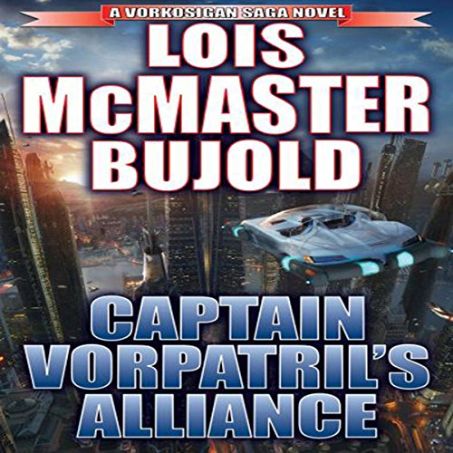 Captain Vorpatril's Alliance audiobook cover art