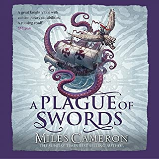 A Plague of Swords cover art