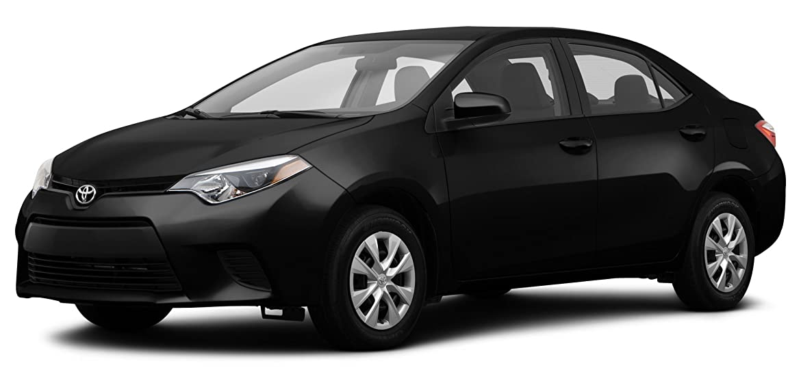 Amazon Com 2015 Toyota Corolla L Reviews Images And Specs Vehicles