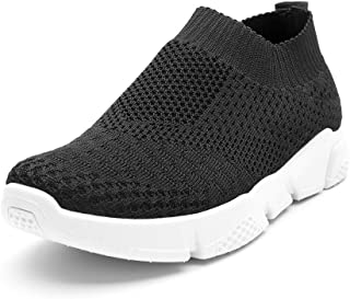 Wonvatu Walking Shoes for Women Lightweight Athletic Slip-On Running Shoes Fashion Sneakers Sports Shoes