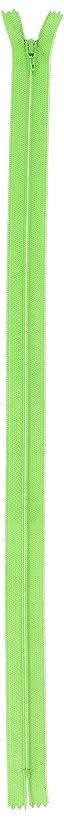 Coats&Clark F72 18-222 All-Purpose Plastic Zipper, 18-Inch, Lime