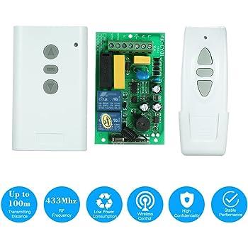 Somfy 1810631 Telis 4 RTS | Mando a Distancia inalámbrico | Radio RTS | para controlar 5 Motores o 5 Grupos de Motores de Radio RTS: Amazon.es: Bricolaje y herramientas