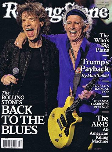 Rolling Stone [US] December 1 2016 (単号)