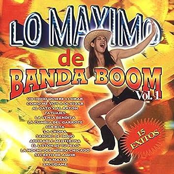 Lo Maximo de Banda Boom, Vol. 1