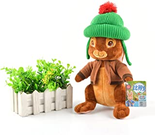 Peter Rabbit Plush Toy Bunny Toys Hare Stuffed Animals Cute Great Gift for Children (Benjamin Bunny, 12