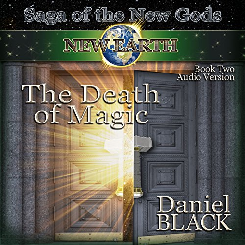 The Death of Magic audiobook cover art