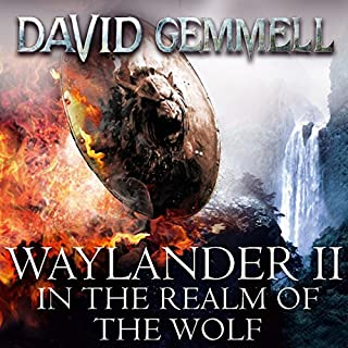 Waylander II: In the Realm of the Wolf cover art