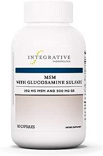 vegetarian glucosamine hydrochloride 1500 mg