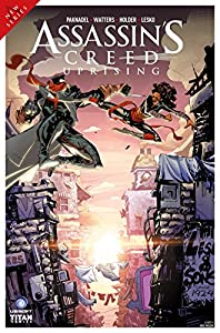 Assassin's Creed: Uprising #4