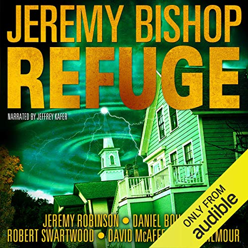 Refuge Omnibus Edition cover art