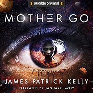 Mother Go cover art
