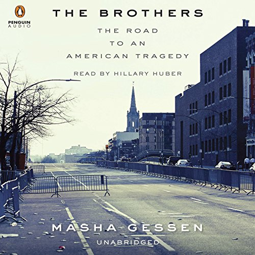 The Brothers audiobook cover art