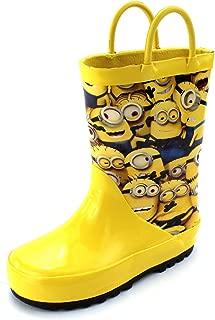 despicable me rain boots