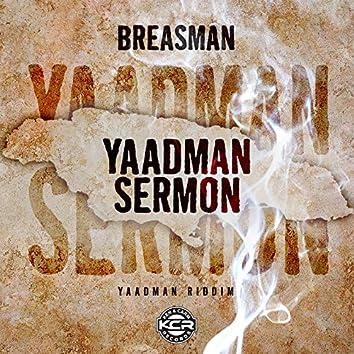 Yaadman Sermon