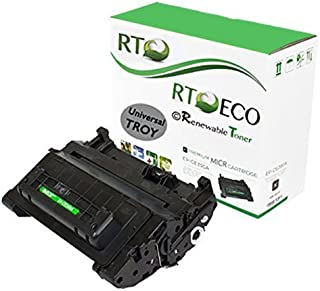 Renewable Toner Compatible MICR Toner Cartridge Replacement for Troy 02-81350-001 HP CE390A 90A Laserjet 601 602 603 4555