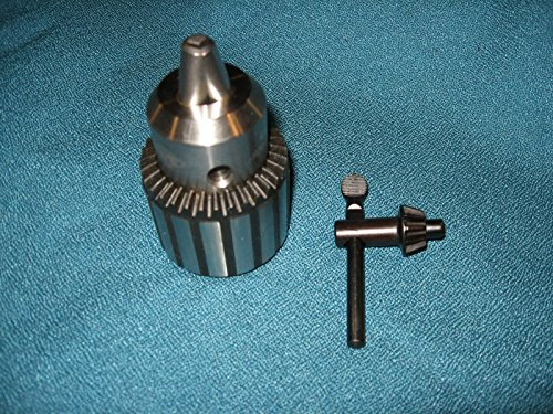 NEW 1/2' DRILL CHUCK REPLACES FERM 311054 DRILL CHUCK AND KEY